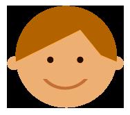 person face